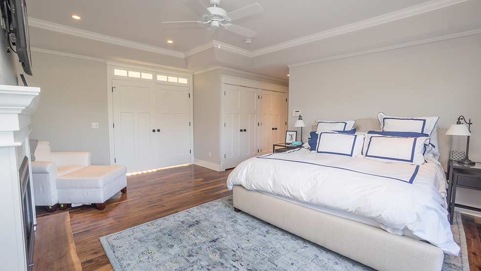 Golf Course Rd - Bedroom