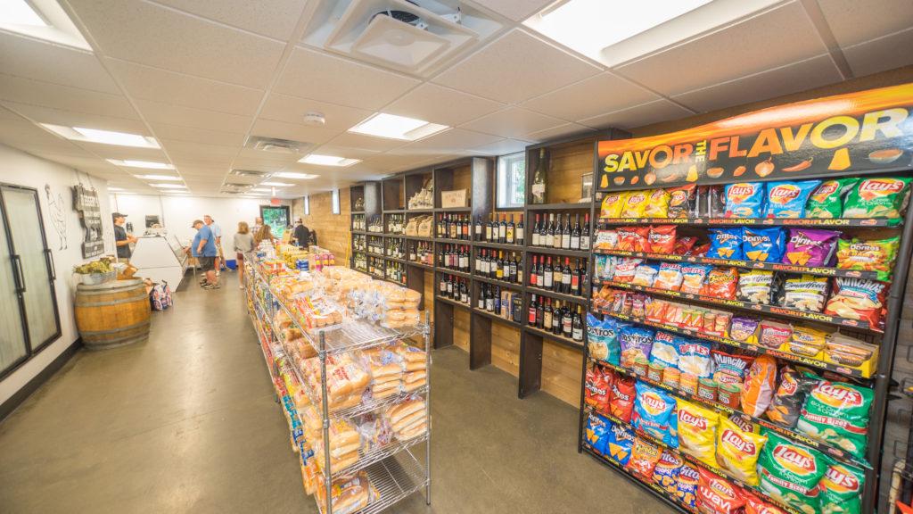 Bessery's Quality Market - Commercial Development by BlackRock Construction