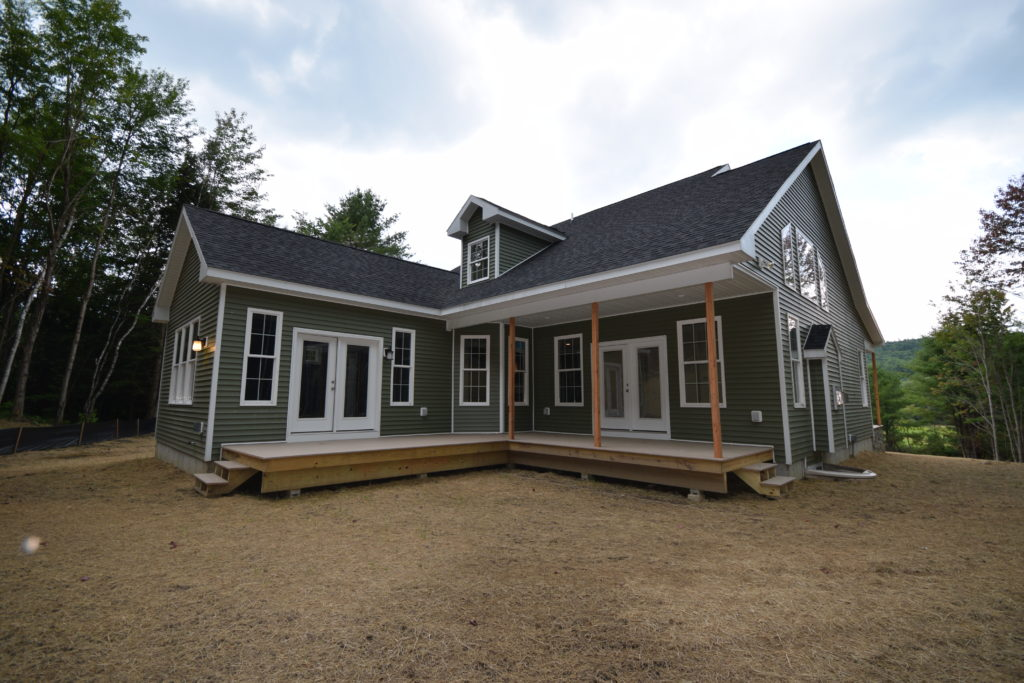 New Construction - Essex Vermont - Built by BlackRock Construction