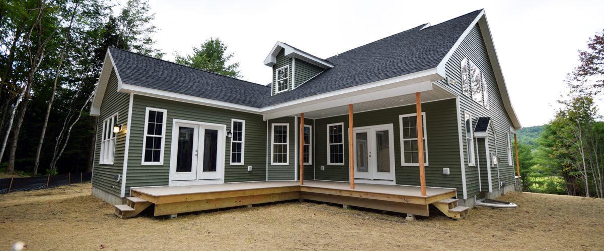 Essex Home - Vermont New Construction - Built by BlackRock Construction