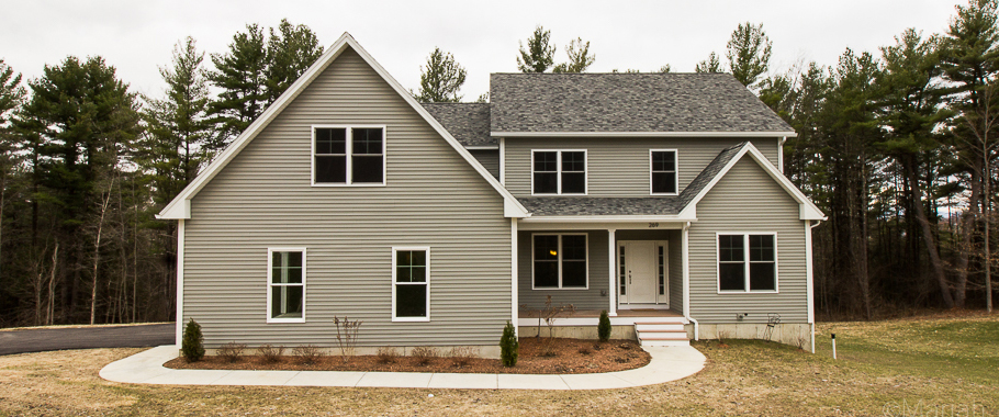 Shelburne, Vermont New Build