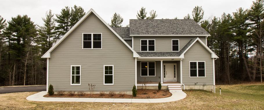 Shelburne, Vermont New Build