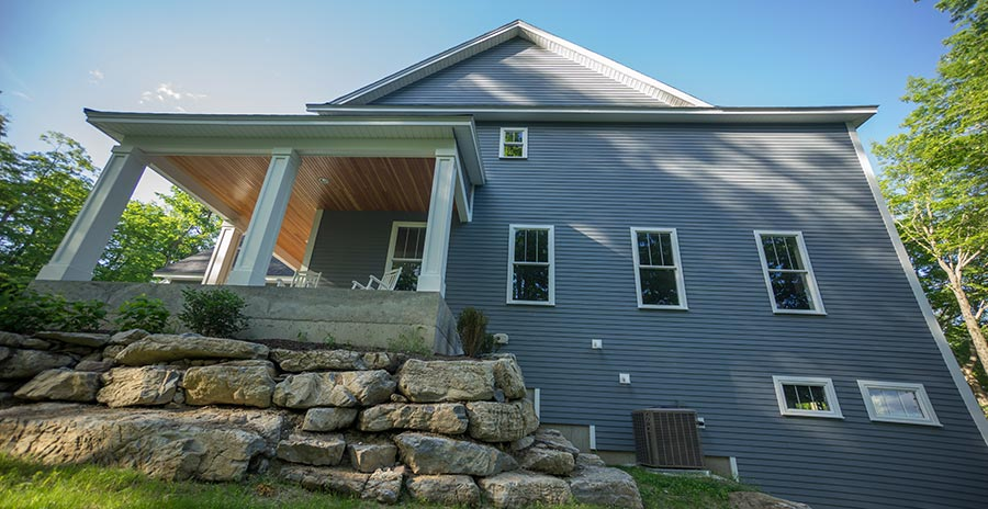 Shelburne Home - BlackRock Construction