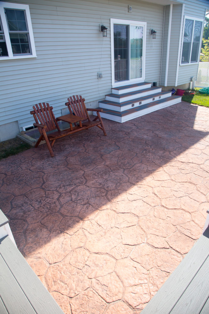 South Burlington Patio