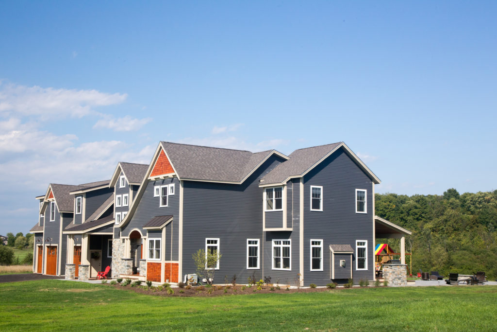 Charlotte Luxury Home in Vermont - BlackRock Construction