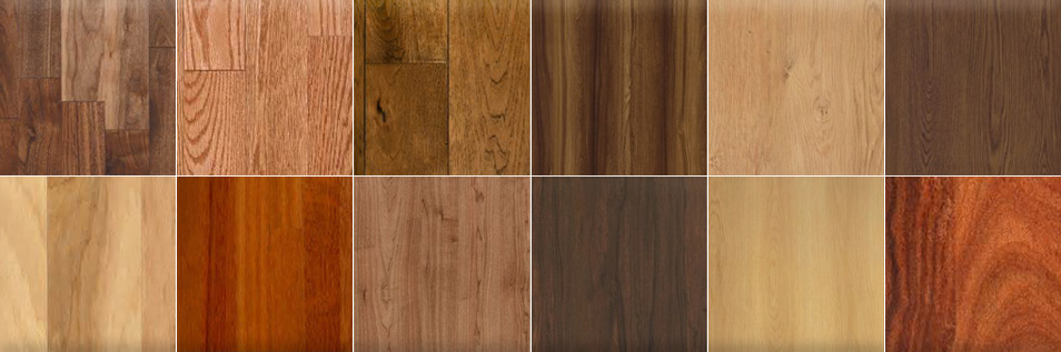 Mixing wood finishes tips to know blackrock construction for Different colors of hardwood floors