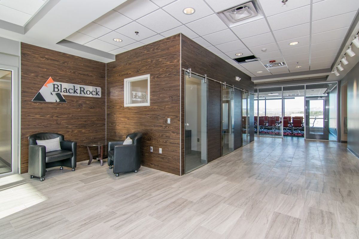 BlackRock Construction - Offices