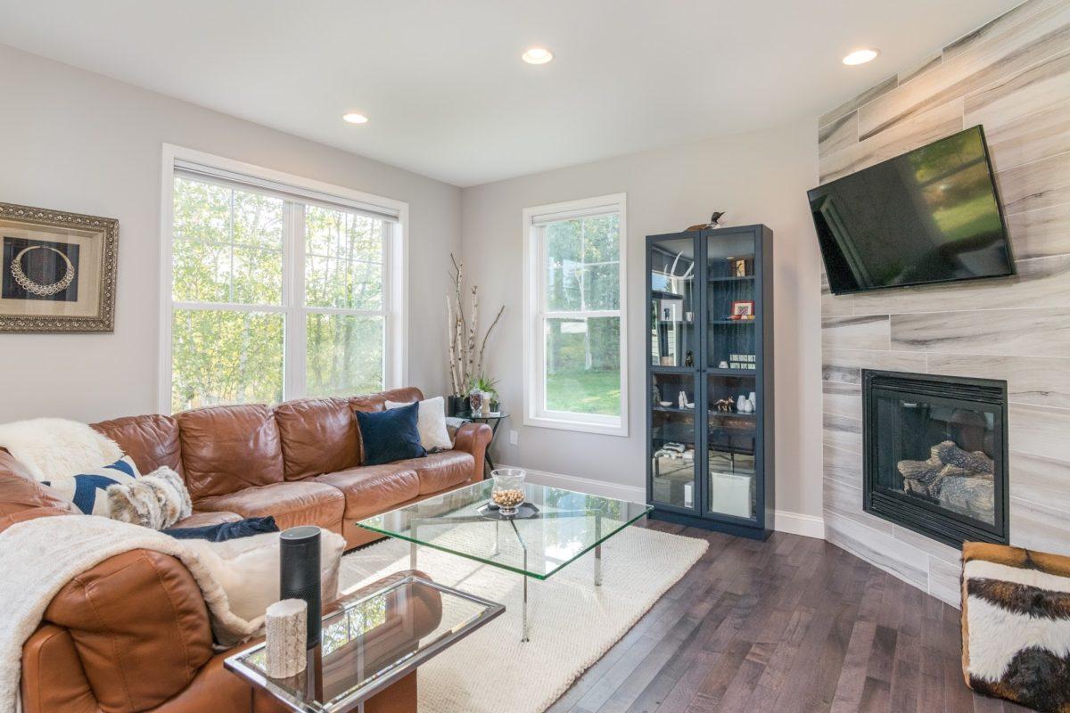Freeman Woods - Living Room